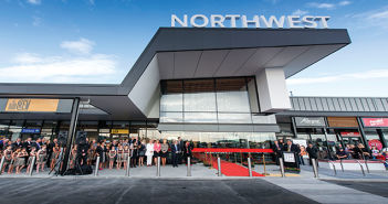 "Recently there has been a focus on the $160 million 2.7ha 100-outlet NorthWest Shopping Centre at Westgate Town Centre in the media, with the NZ Herald referring to it as a ""ghost town""."