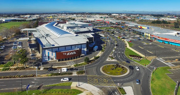 Kiwi Property has agreed to acquire a 50 percent interest in The Base shopping centre at Te Rapa, Hamilton, from The Base Limited (TBL), a subsidiary of Tainui Group Holdings (TGH) for $192.5 million.