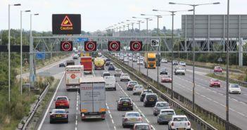 Smart motorway creative commons HE via Flickr