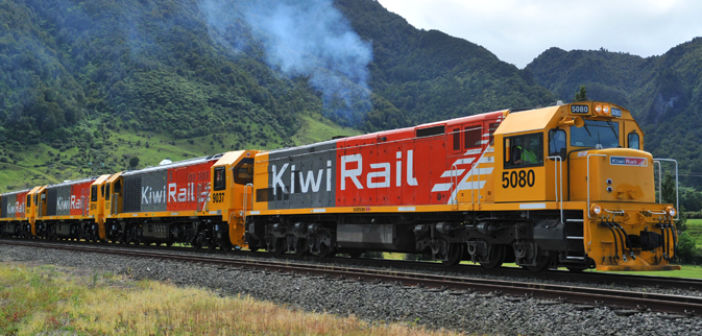 Budget commitment to rail welcomed