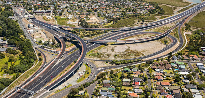 Waterview ramp signals optimise traffic flows