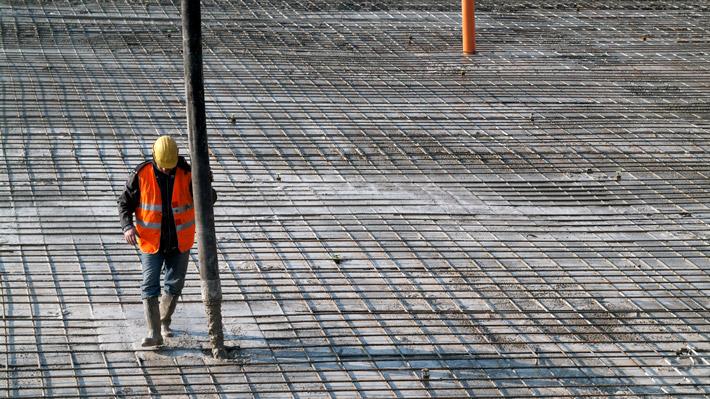 ready-mix concrete production