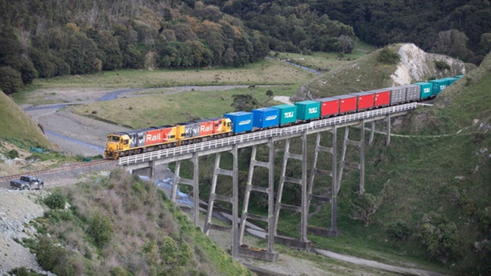 Kiwirail-first-train-into-Kaikoura