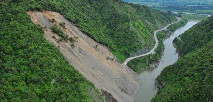 Four options for Manawatu Gorge highway