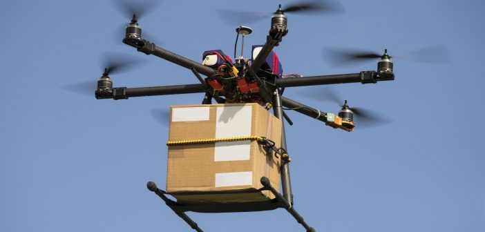 Drones in disaster zones could prove a lifesaver