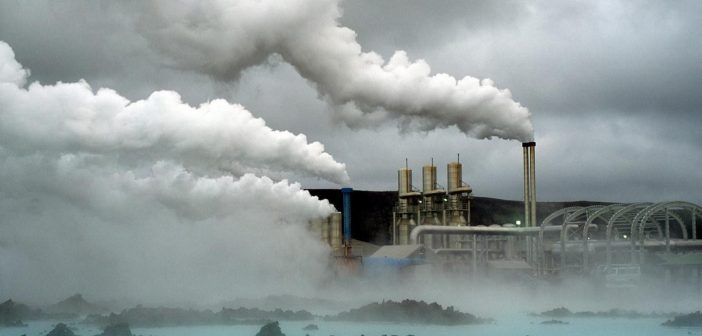 Greenhouse gas growth a cause for concern