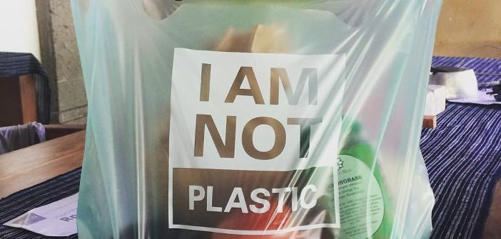 Caution urged over biodegradable bags