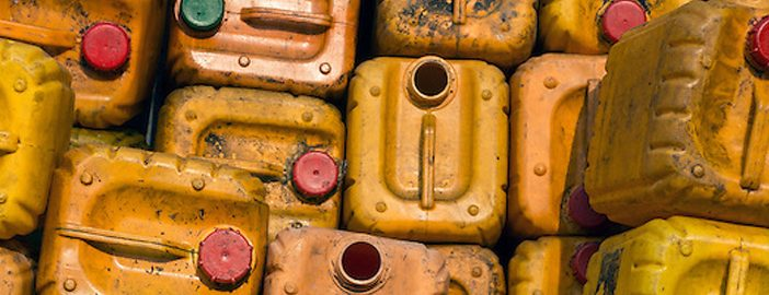 Greasing the wheels of lubricant container recycling