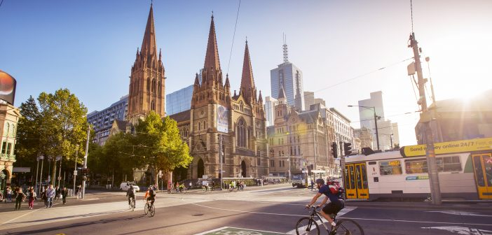 Melbourne plan to remove cars from the city