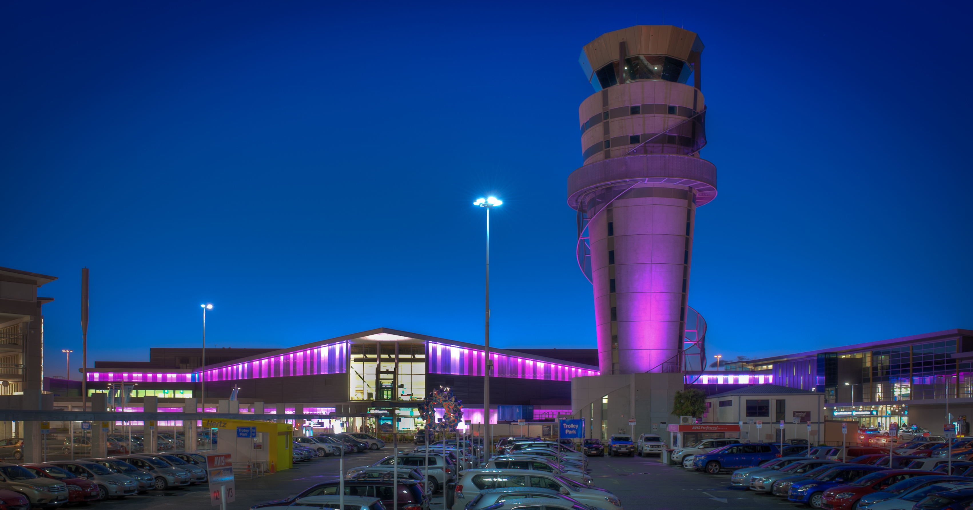 Christchurch Airport upgrades communications - Asia Pacific