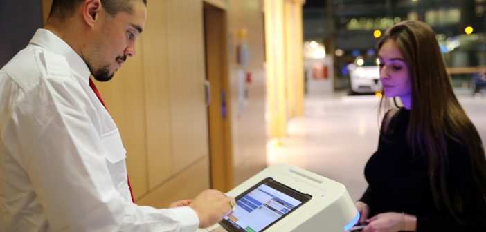 Luxembourg tests future of airport security