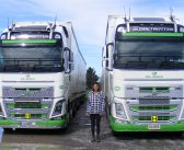 Why the trucking industry is looking to female drivers