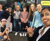 Students worldwide join forces to tackle Waikato's waste problems
