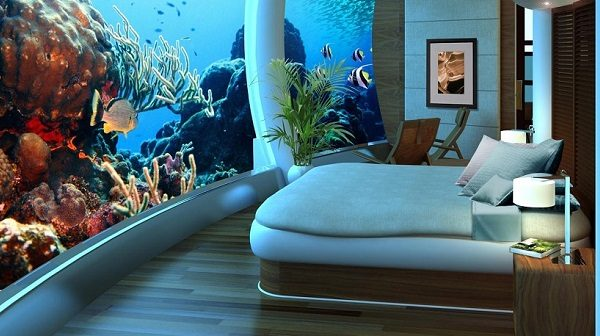 Underwater hotel coming to Great Barrier Reef