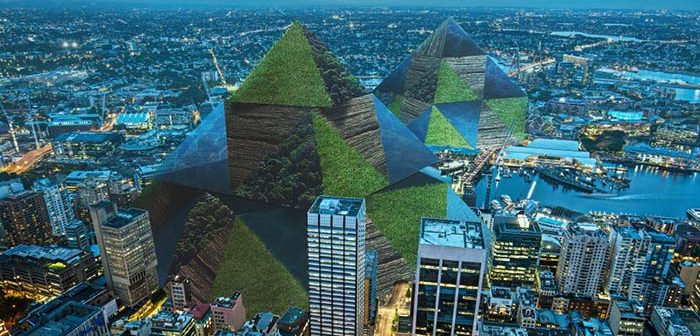 Are vertical villages the future?