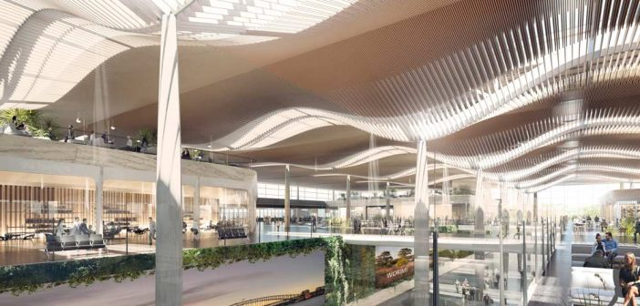 Sydney to construct new world-class airport