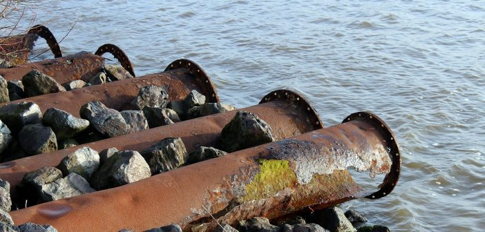 Wastewater infrastructure vulnerable to climate change