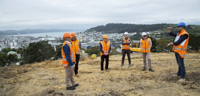 Work begins on new Wellington reservoir