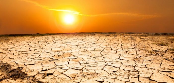 Earth's tipping point in sight