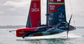 Precision hydraulics helps defend the America's Cup