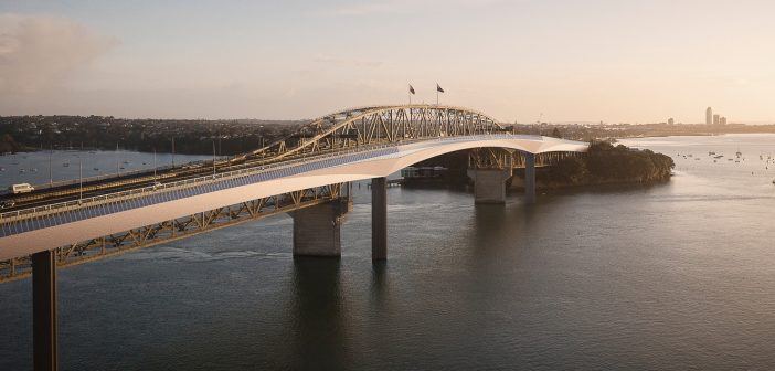 The problem with Auckland's $685m cycle bridge