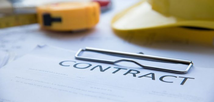 Bill proposes changes to construction contracts
